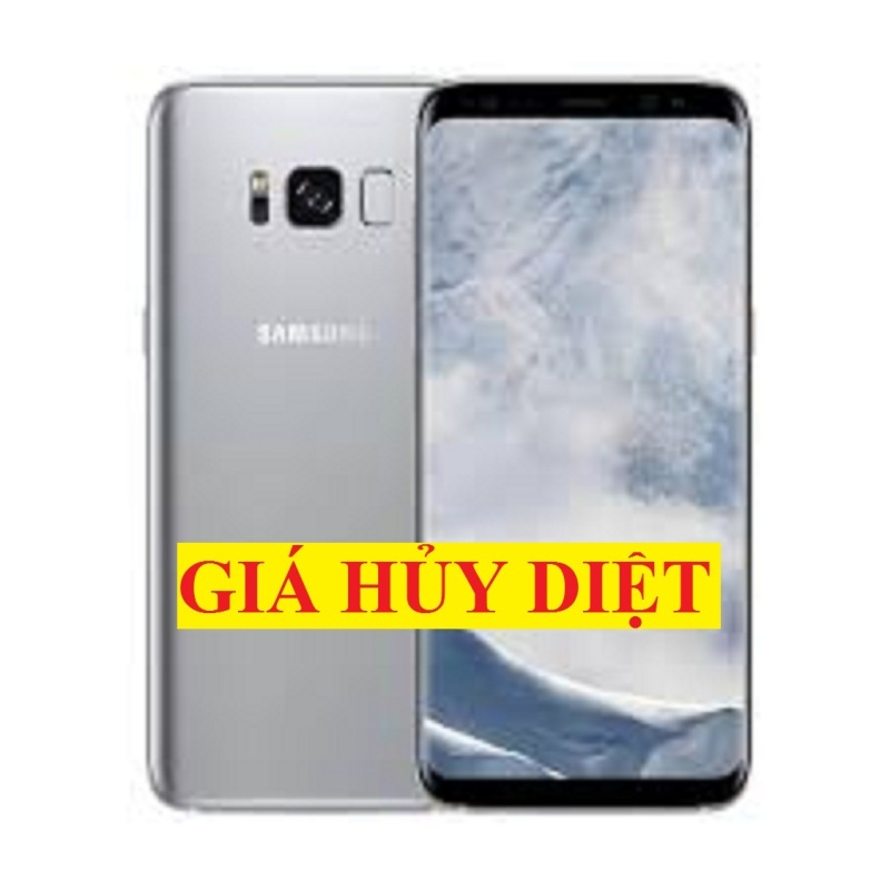 Samsung galaxy S8 Plus  bản 2sim ram 4G/64G mới Fullbox - Chơi Game mượt