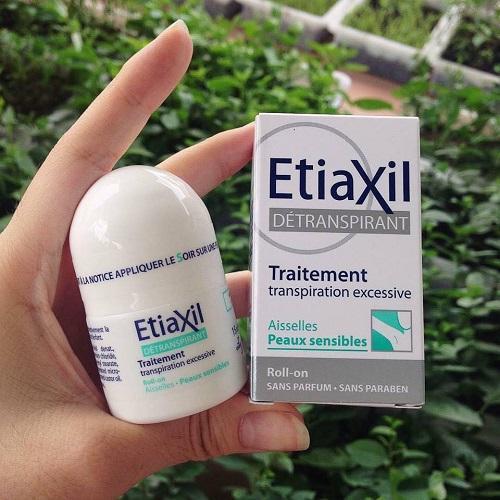 Lăn Khử Mùi Tri Hôi Nách Etiaxil 15ml, Giảm Tiết Mồ Hôi Cho Vùng Dưới Cánh Tay Khô Thoáng