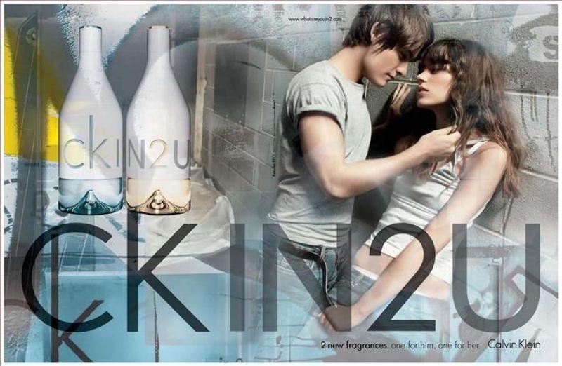 Nước hoa Nam Calvin Klein IN2U For Him - CK 150ml EDT ( hàng auth ) mua tại Mỹ.