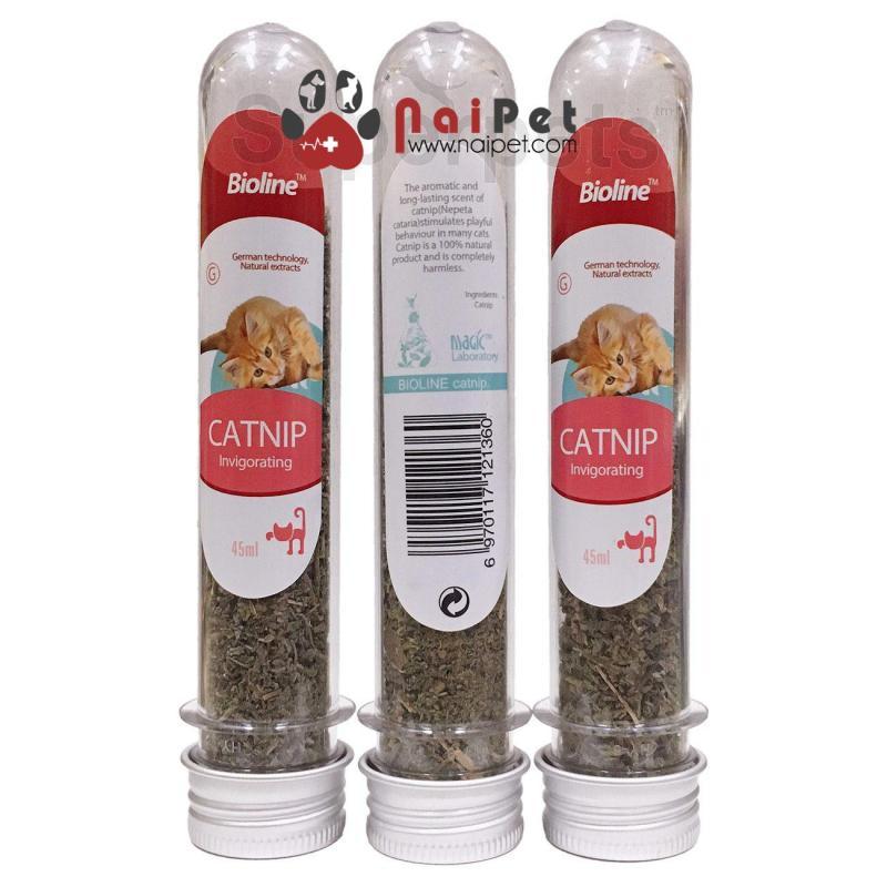 Trồng Cỏ Tươi Hạt Giống Cỏ Tươi Cho Mèo Cat Grass Seeds Bioline 100g CCT002