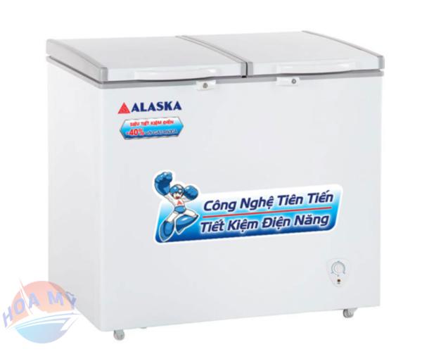 Bảng giá Tủ Đông/Mát ALASKA 350Lít BCD-3568N Điện máy Pico