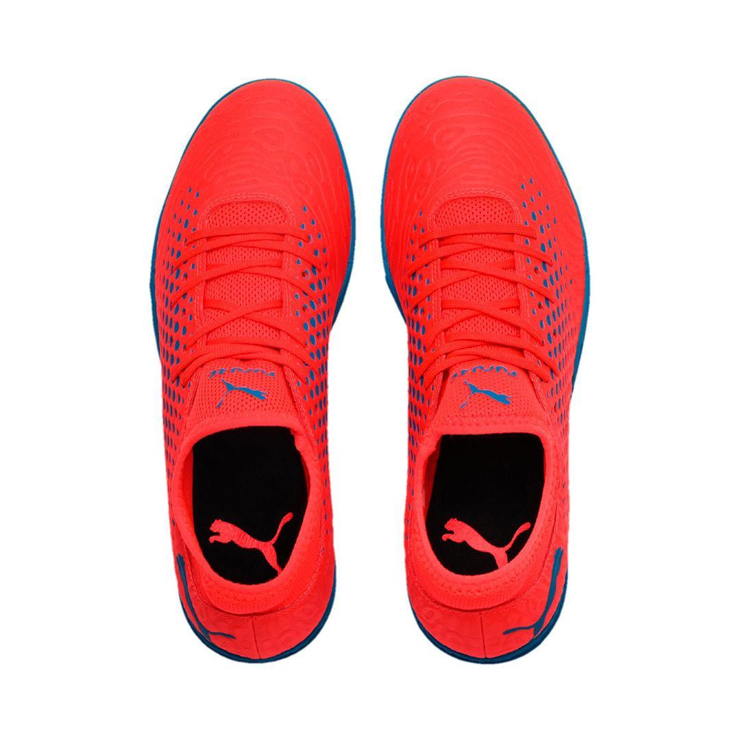 Giày Thể Thao Nam Puma FUTURE TT Màu đỏ Xanh Dương Siêu Khuyến Mại