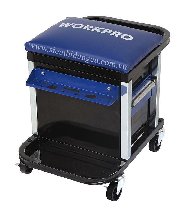 Xe đẩy dụng cụ WORKPRO W112007 (460x360x520mm)