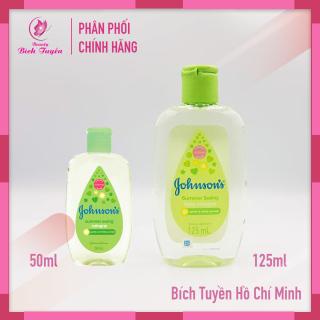 Nước Hoa Johnson s Baby Summer Swing Hương Mùa Hè Ban Mai - Nước Hoa Em Bé 50-125ml thumbnail