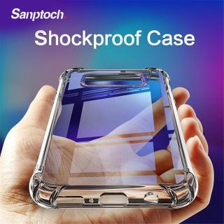 Ốp Chống Sốc Ốp Lưng Điện Thoại Trong Suốt Bằng Silicon Mềm Cho Samsung Galaxy S10 Plus S10e S8 S9 Plus Cho Samsung Note 9 8 Ốp Lưng Trong Suốt S7 Vỏ Bảo Vệ thumbnail