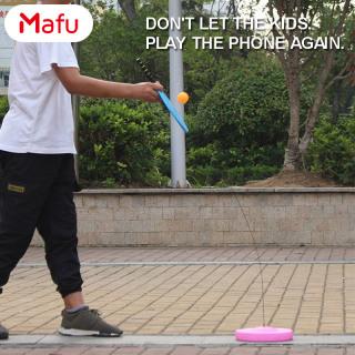 MA Tables Tennis Rebound Trainer Paddle PingPong Training Equipment Rebound Shaft Backbound Machine thumbnail