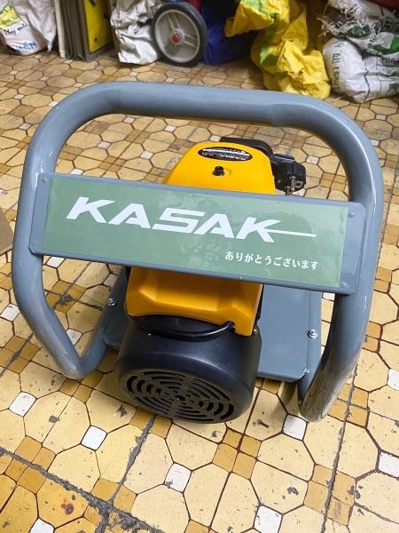 Máy rửa xe Kasaki mô tơ từ lõi đồng dây dài 15m