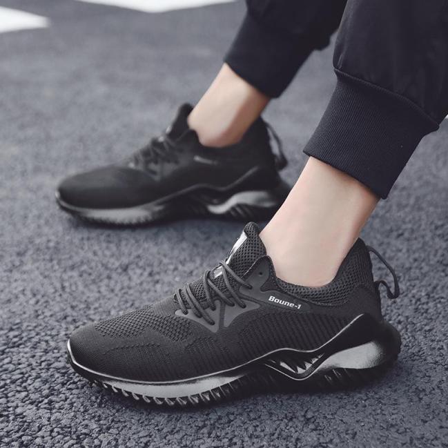 Giày nam sneaker thời trang thể thao năng động thoáng khí vải mềm cao cấp đi êm chân Boune GN304 giá rẻ