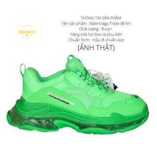 Giày nam nữ sneaker thể thao Ba.Len.cia.ga đế khí đế tách phân tầng chuẩn chữ 5