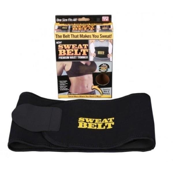 Đai Quấn Bụng, Đai Quấn Nóng Giảm Mỡ Sweat Belt nhập khẩu
