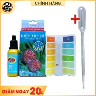 Dung Dịch Kiểm Tra Độ Ph Hồ Cá Cảnh Phụ Kiện Cá Cảnh Hoàng Lam thumbnail