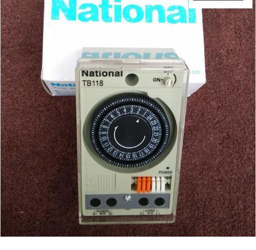 Thiết bị hẹn giờ National TB118 giá rẻ