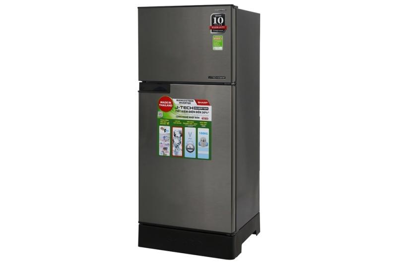 Tủ Lạnh SHARP Inverter 165 Lít SJ-X176E-DS