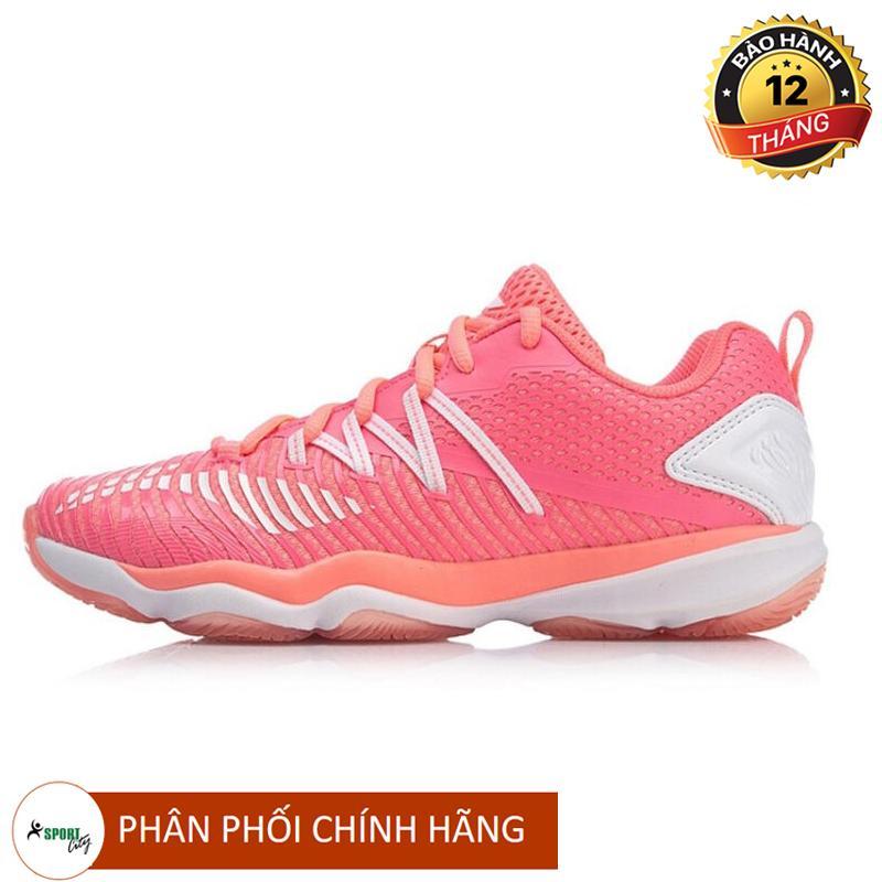 Bảng giá Giày cầu lông nữ Li-Ning AYTP012-3 cao cấp chuyên nghiệp