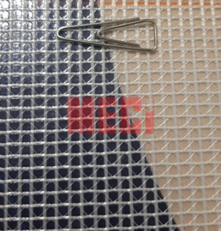 Cuộn Màn Nhựa PVC Polyester Gia Cường dày 0.5mm x1500 đơn giá trên m dài