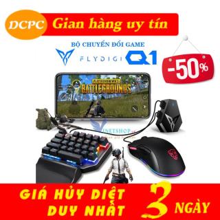 [ BẢN NÂNG CẤP ] Bộ chuyển đổi game Flydigi Q1 chơi game PUBG ROS Free Fire và các game FPS kháccông nghệ Flymapping chơi trực tiếp từ AppStore không band acc ( q1 flydigi stinger wash flydi d1 d1 ) thumbnail