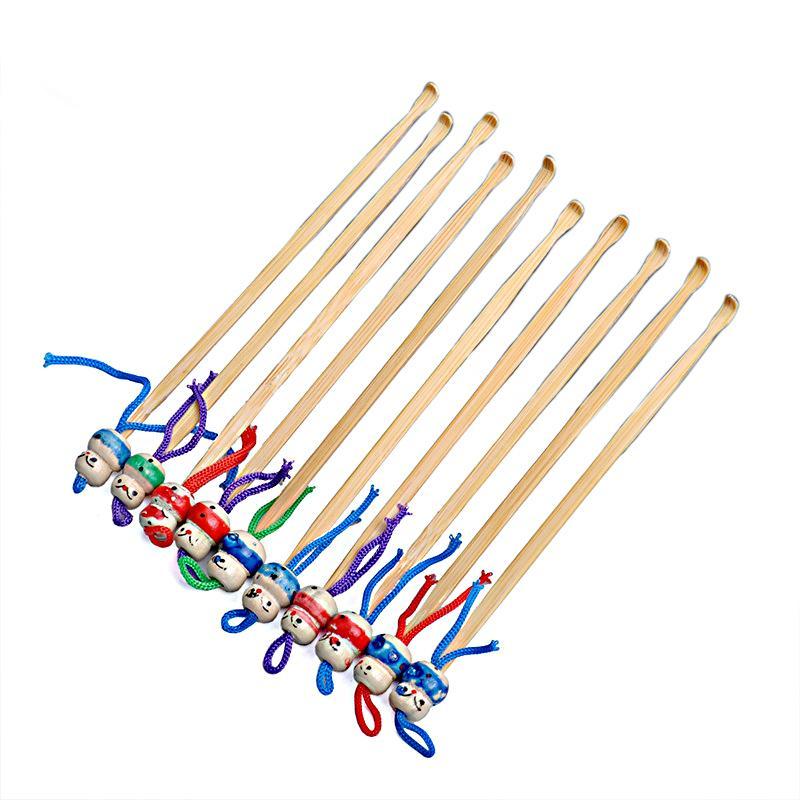 Combo 5 cây móc tai, lấy ráy tai bằng tre chính hãng