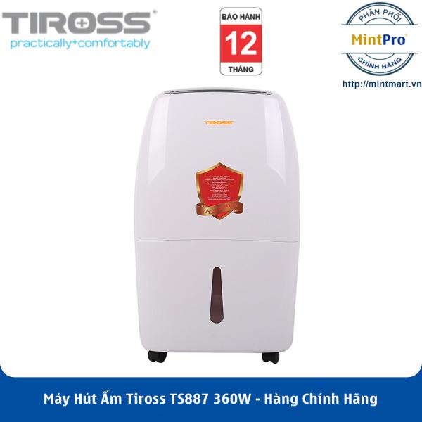 Máy Hút Ẩm Tiross TS887 360W - Hàng Chính Hãng
