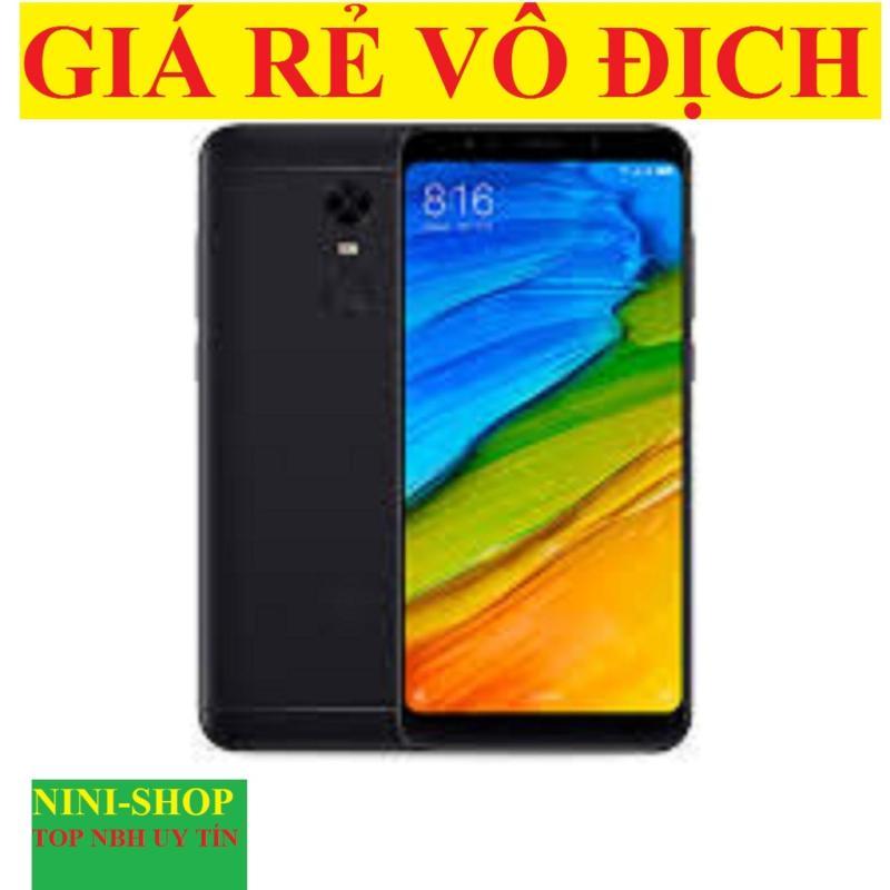 điện thoại Xiaomi Redmi 5 Plus 2sim ram 3G/32G mới (Màu Đen), Pin khủng 4000mah, Chơi Liên Quân/PUBG mượt, có Tiếng Việt