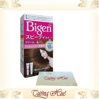 Thuốc Nhuộm Tóc Bigen Speedy Color Cream - 6 Màu lựa chọn - chữ nhật thumbnail
