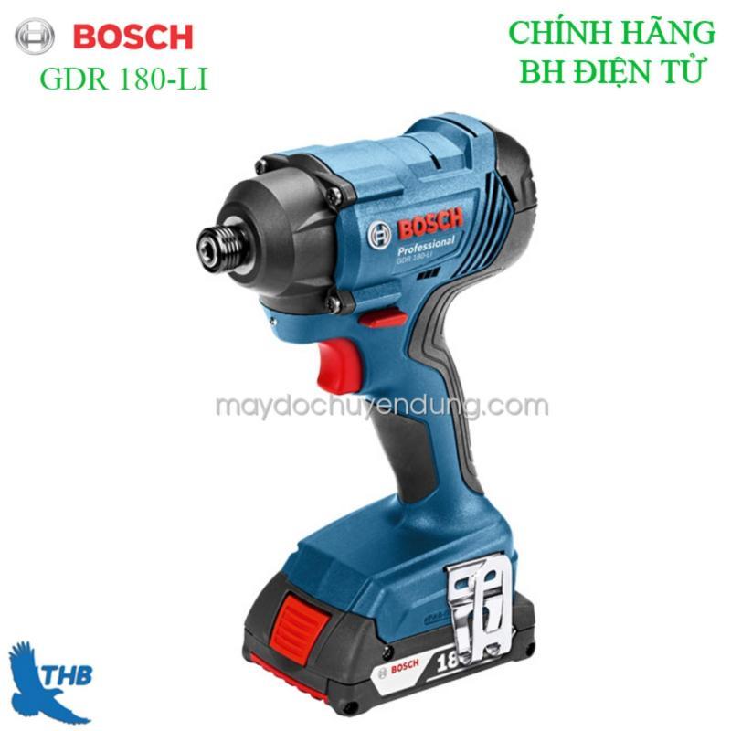 Máy vặn ốc vít dùng pin Bosch GDR 180-LI