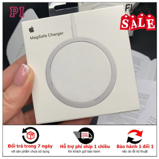 Bộ Sạc Không Dây 15W Magsafe Cao Cấp Apple Hỗ Trợ Sạc Nhanh Cho iPhone 11 và 12 Pro, Xs, Xsmax,.. thumbnail