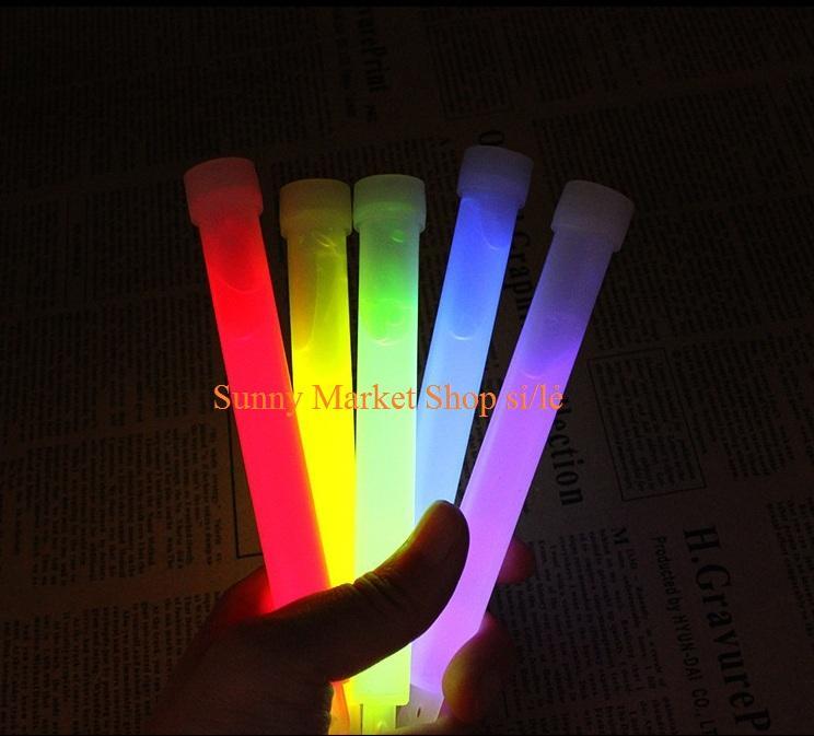 Que phát sáng Sunny loại to đương kính 1.8 cm, dài 1.5 cm phát sáng vào ban đêm hoặc phòng tối (1 Que) 12