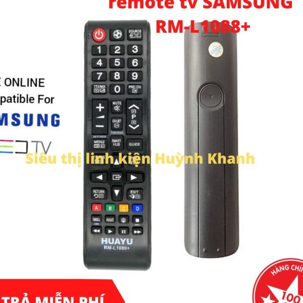 Bảng giá REMOTE TV SAMSUNG RM-L1088+