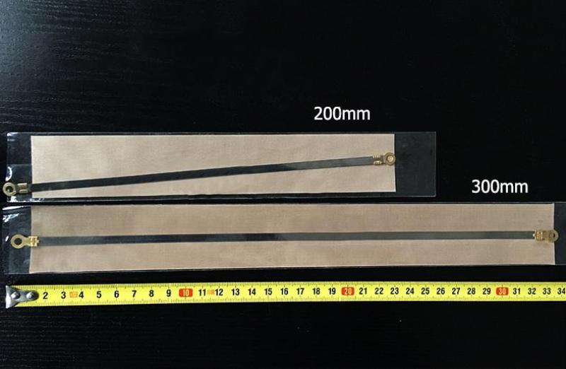 Bộ 3 bộ dây nhiệt và màng chống dính thay thế máy hàn túi nhựa nilon 300x5mm[SEAL][PK]