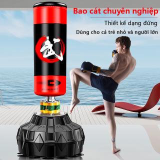 Bao cát boxing lật đật Bao cát đấm bốc Bao cát dùng tại nhà người lớn trẻ em dụng cụ tập gym TopOne2020 thumbnail