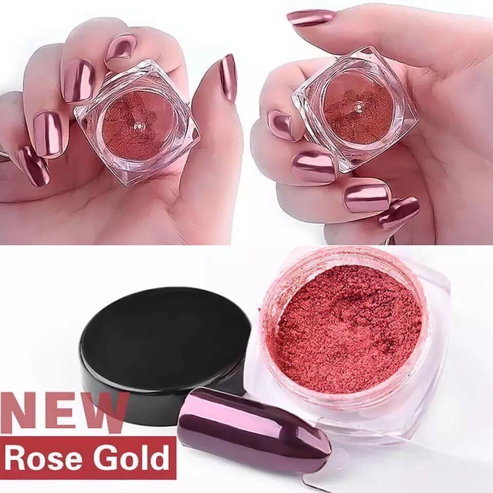 Tráng gương kim loại ( màu Rose gold) tốt nhất