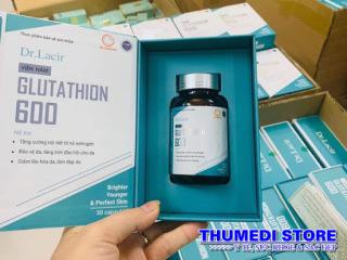[HCM]Viên Uống Glutathion 600 Hỗ trợ điều tri nám tàn nhang Trắng Da thumbnail