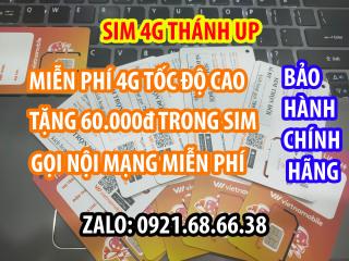 [HCM]Sim 4G Vietnamobile Sim 4G Siêu Thánh Up - Khuyến Mãi Khủng 180Gb tốc độ cao - Tặng 60.000đ Vào Tài Khoản - Nghe Gọi Nội Mạng Miễn Phí thumbnail