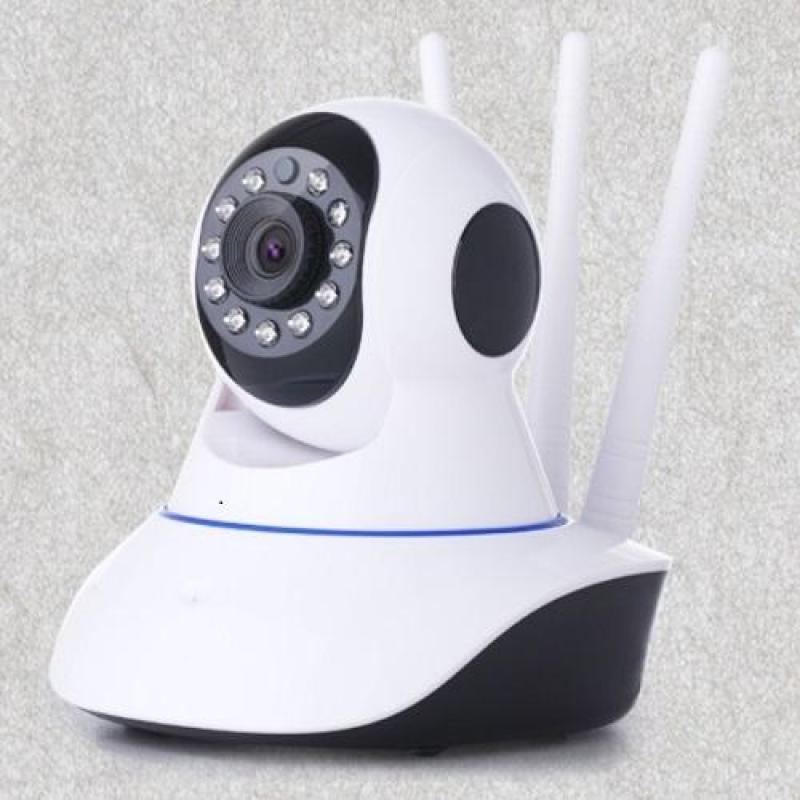 Camera wifi app YOOSEE  XOAY 360 ĐỘ 3 RÂU FULL HD 720p - BH 12 tháng