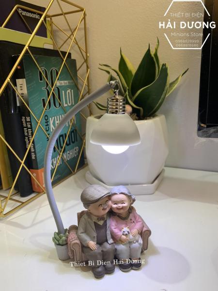 Đèn ngủ trang trí - Quà tặng cho ông bà ý nghĩa - 5 mẫu - trang trí căn phòng vintage siêu dễ thương tiết kiệm giá rẻ