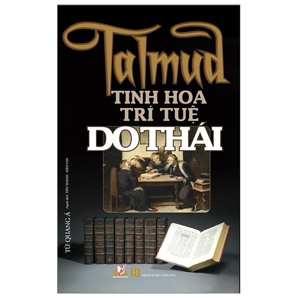 Mua Fahasa - Talmud - Tinh Hoa Trí Tuệ Do Thái