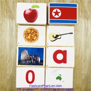 Flashcard thế giới xung quanh TGXQ CƠ BẢN VÀ NÂNG CAO 300 thẻ TGXQ thumbnail