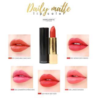 Narguerite Daily Matte Lip Color - Son thỏi bán lì thumbnail