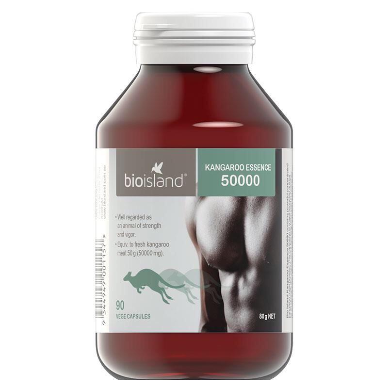 Viên uống tăng cường sinh lý nam Kangaroo Essence của Bio Island