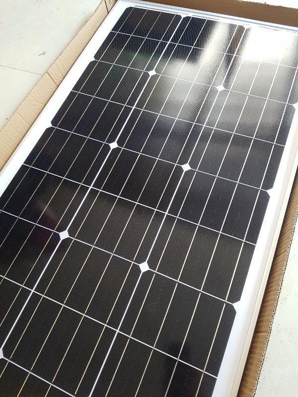pin mặt trời mono 100w cell chuẩn