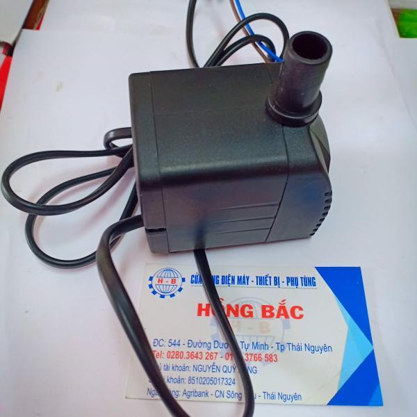 Bảng giá Bơm nước quạt điều hòa 13W 220V Hmax 1.2m 800Lh Điện máy Pico