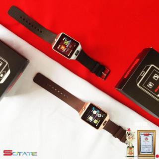 Đồng hồ điện thoại SmartWatch DZ09 (Đen) thumbnail
