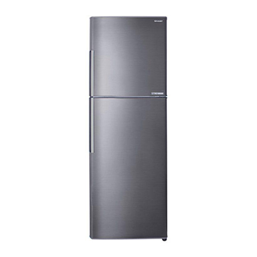 Tủ Lạnh Inverter Sharp SJ-X346E-SL (315L) - Xám Nhạt