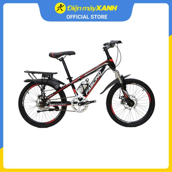Mua Xe đạp địa hình MTB Fascino FS-01 20 inch Đen đỏ