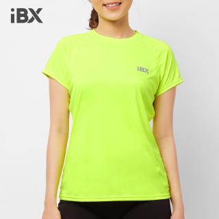 [Tặng túi bảo vệ môi trươ ng] iBX - Áo thể thao nữ tay ngắn IBX036 thumbnail