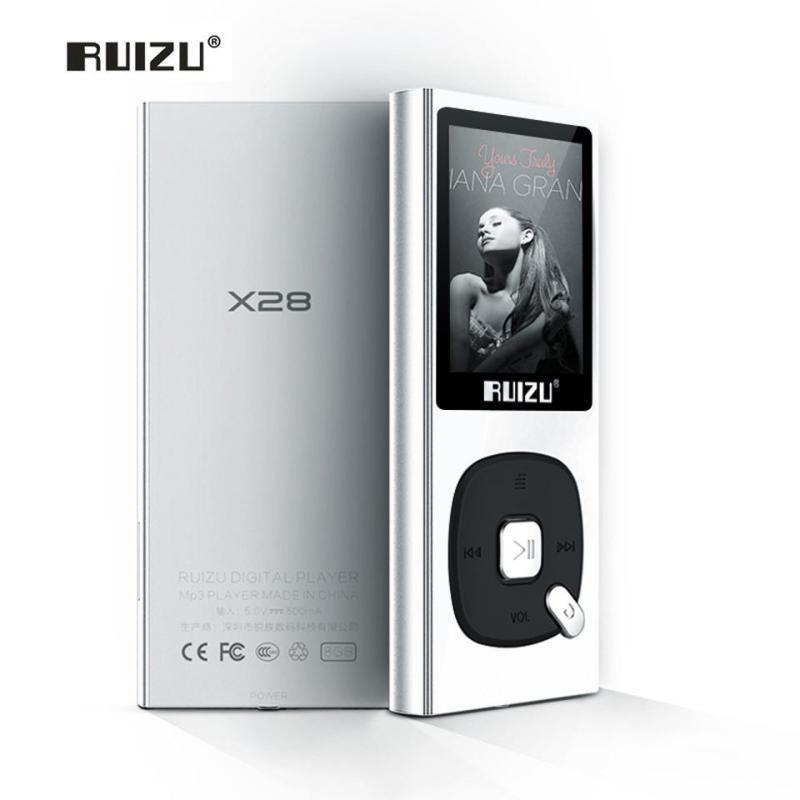 Máy nghe nhạc Lossless HIFI Ruizu X28 (2020)