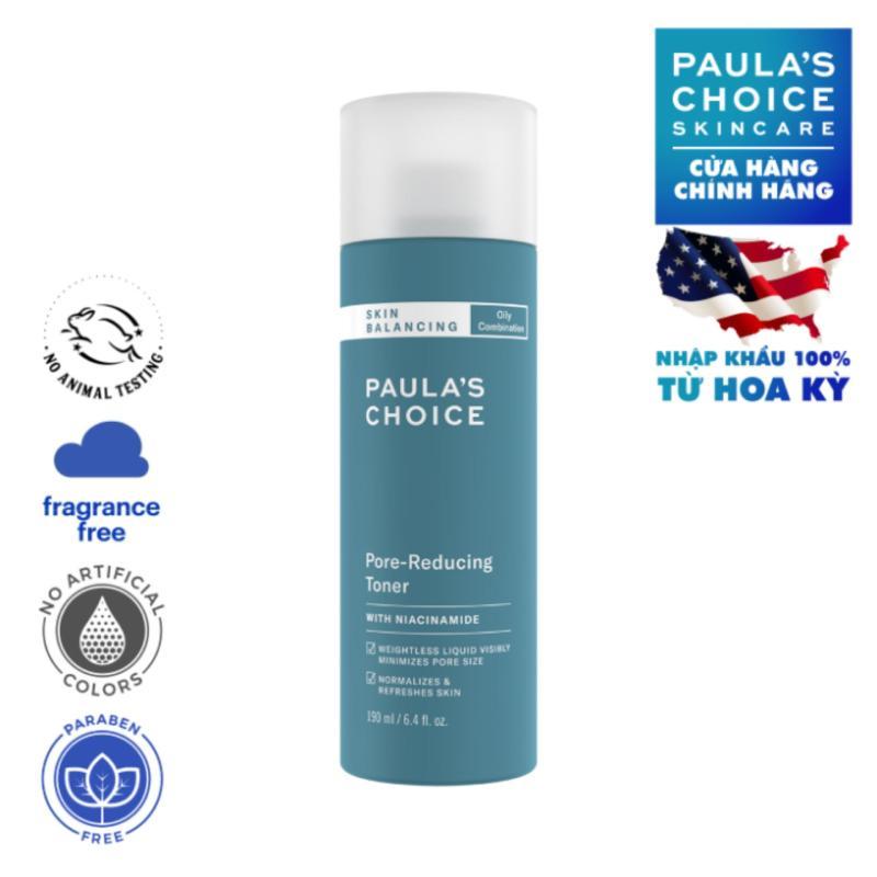 Nước Cân Bằng và Điều Chỉnh Lỗ Chân Lông Paula's Choice Skin Balancing Pore Reducing Toner 190ml 1350