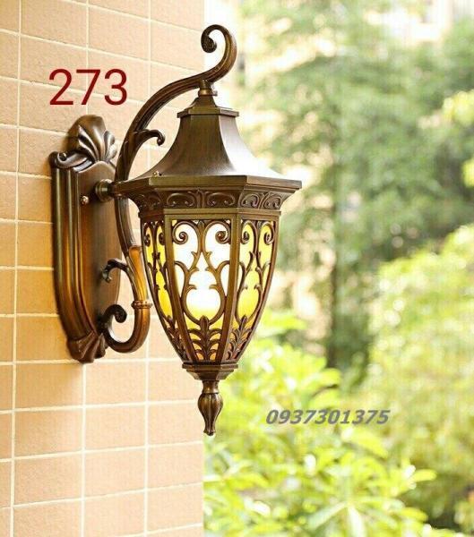 Đèn Chùa Trang Trí Ngoại Thất (Chất liệu : hợp kim nhôm đúc sơn tích điện, hoa văn được họa tiết tinh sảo đẹp mắt và sang trọng cho mỗi không gian đèn được trang trí.)