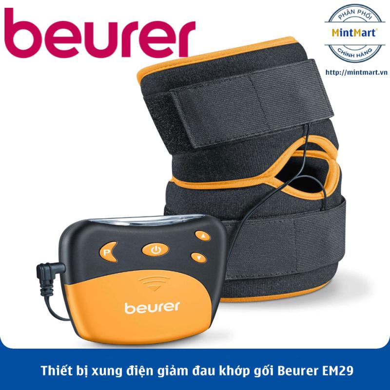 Thiết bị xung điện giảm đau khớp gối Beurer EM29 – Hàng Chính Hãng bán chạy