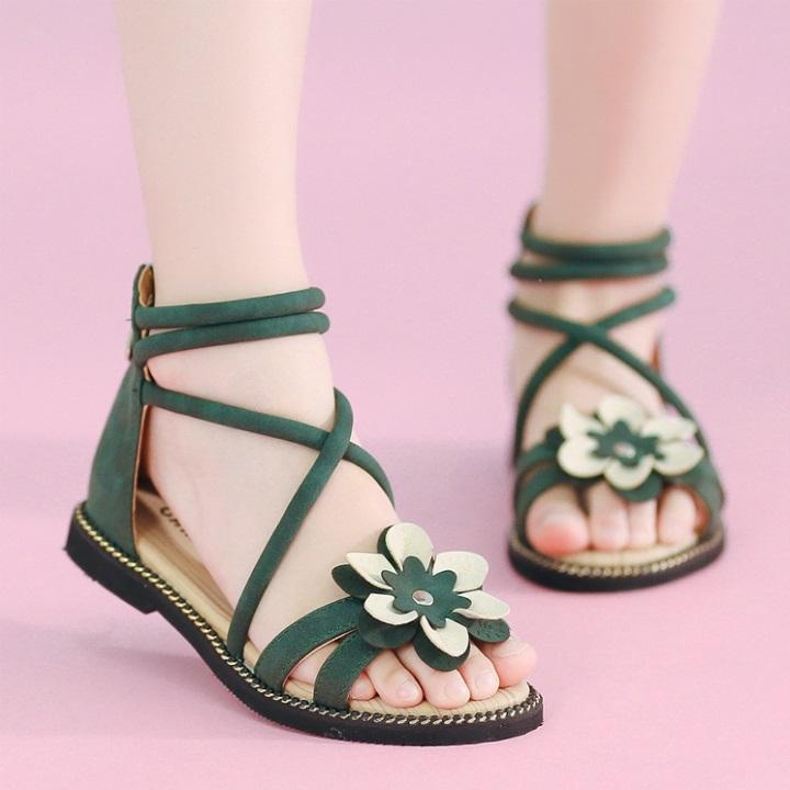 Dép sandal chiến binh bé gái SD03